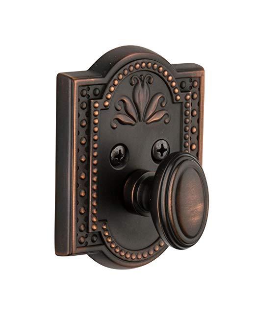 An image of Grandeur PAR-60-TB-KD House Bronze Door Lock | Door Lock Guide