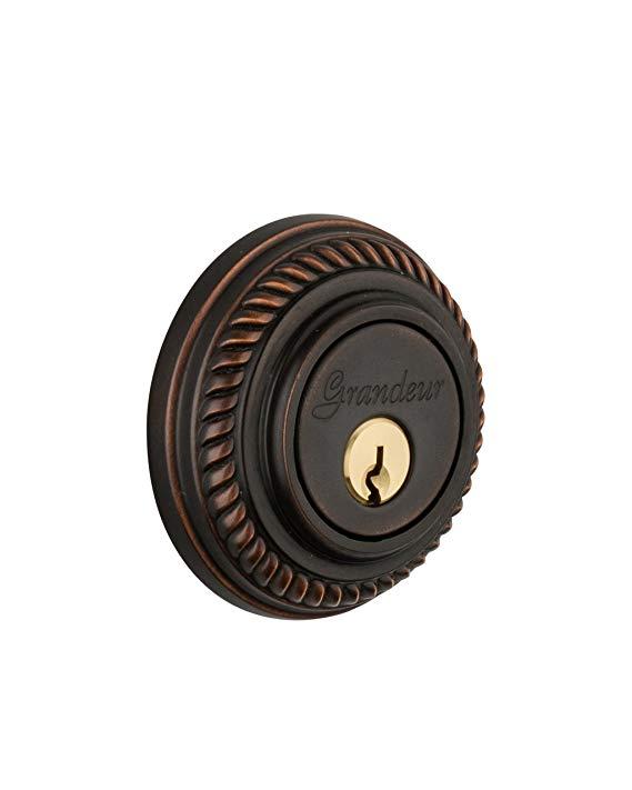 An image related to Grandeur NEW-62-TB-KD House Bronze Door Lock