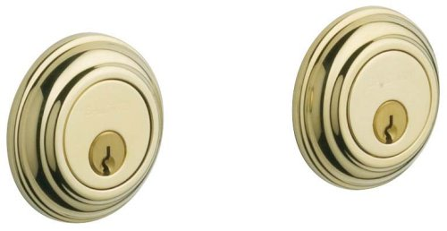 An image of Baldwin 8232.003 Brass Polished Lock