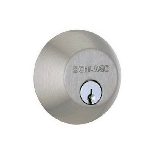 An image related to Schlage B60NV620 Pewter Lock