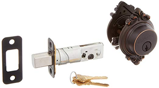 An image related to Schlage B60BRK716 Aged Bronze Lock
