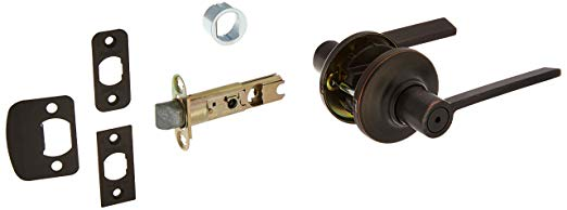 An image related to Kwikset 300LRL-11P Privacy Venetian Bronze Lock