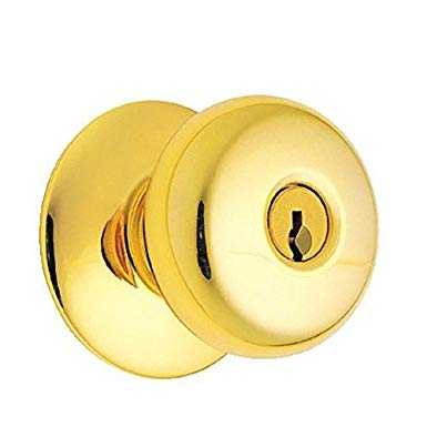 An image related to Schlage Entry Brass Lock