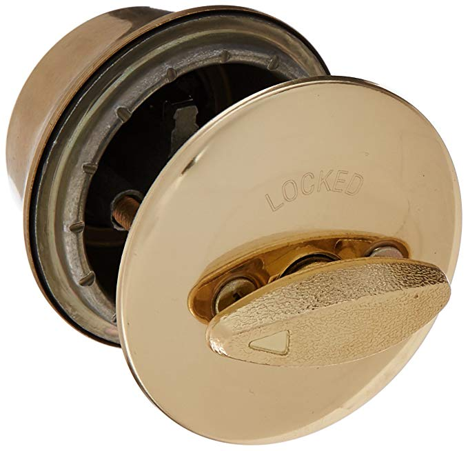 An image of Kwikset 96600-304 Polished Lock