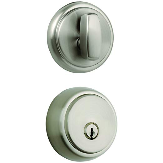 An image of BRINKS 23062-119 Satin Nickel Lever Lockset Door Lock | Door Lock Guide