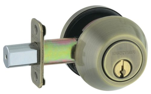An image related to Schlage JD62V609 Brass Lock