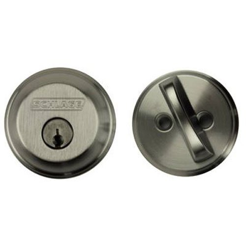 An image related to Schlage B60N626 Chrome Effect Lock