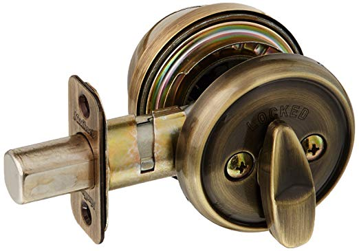An image related to Kwikset 785-5 Brass Lock