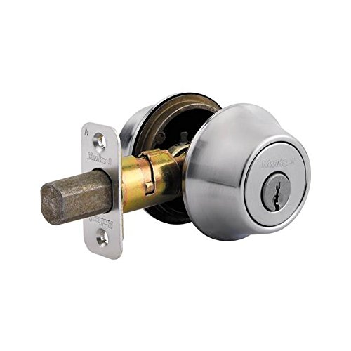 An image related to Kwikset 665-26D Satin Chrome Lock