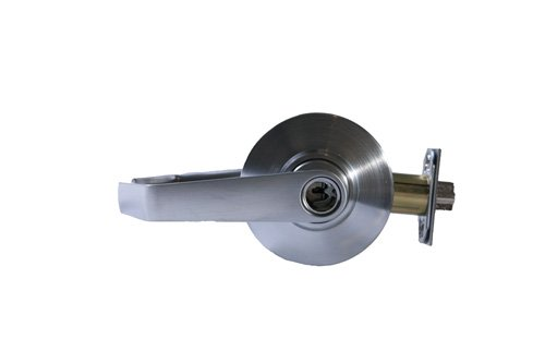 An image related to Schlage AL80LD SAT 626 Storeroom Satin Chrome Lock