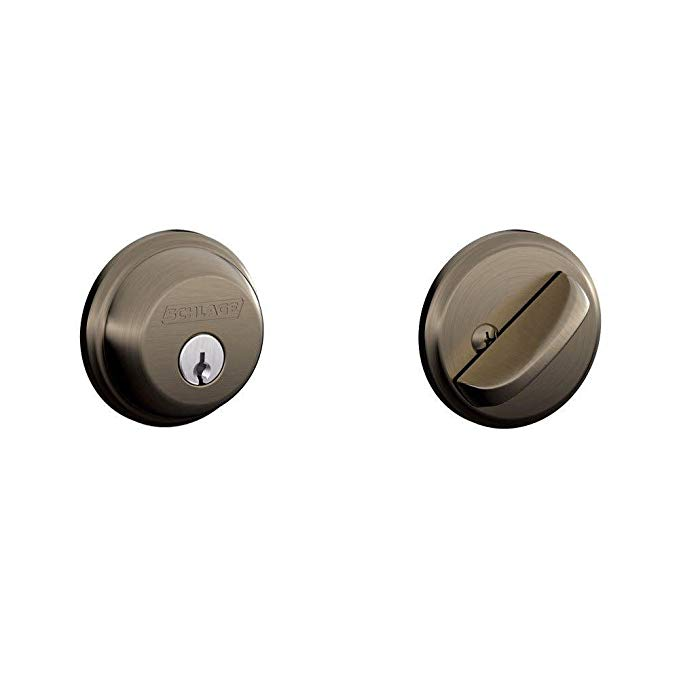 An image related to Schlage B60N620 Nickel Lock