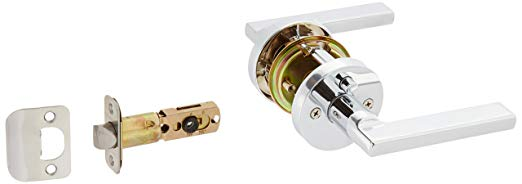 An image related to Kwikset 155HFLRDT-26 Privacy Polished Chrome Lock