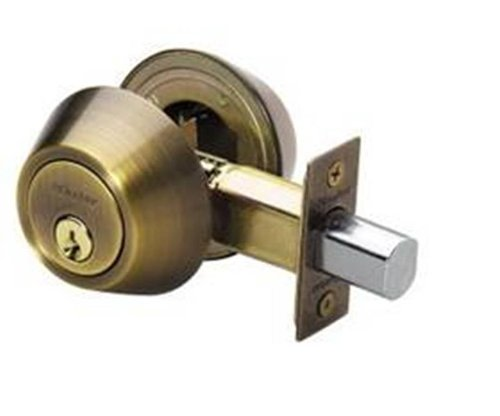 An image of Master Lock DSO0705 Brass Lock