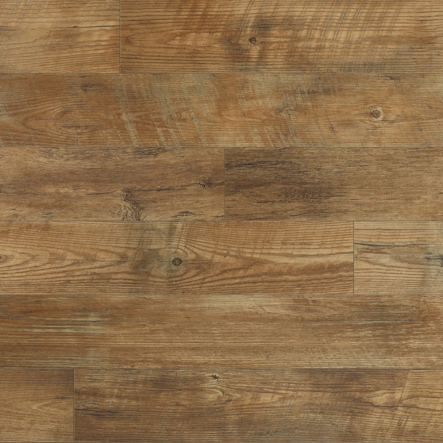 An image of stainmaster 181300 brown wood floating vinyl sheet vinyl flooring guide