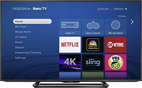 An image of Insignia NS-55DR710NA17 55-Inch 4K LED 60Hz TV