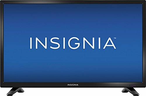 An image of Insignia NS-24D310NA17 24-Inch HD LED TV