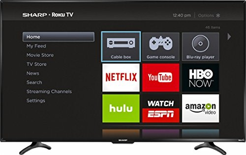An image related to Sharp LC-55LB481U 55-Inch FHD LED TV