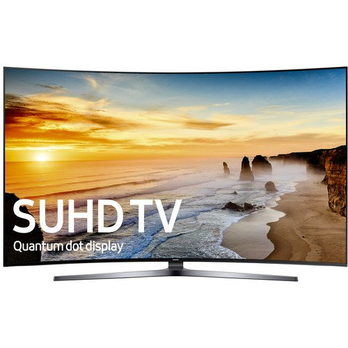 An image related to Samsung UN88KS9810FXZA 88-Inch HDR Curved 4K LED 240Hz TV with Samsung Motion Rate 240