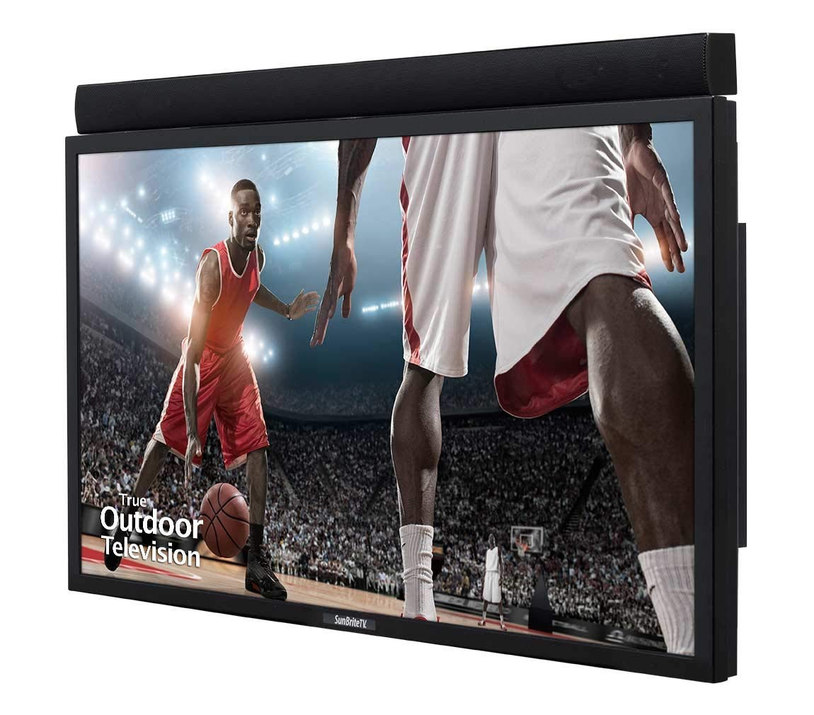 An image of SunBriteTV SB-4917HD-BL 49-Inch FHD LED Outdoor TV