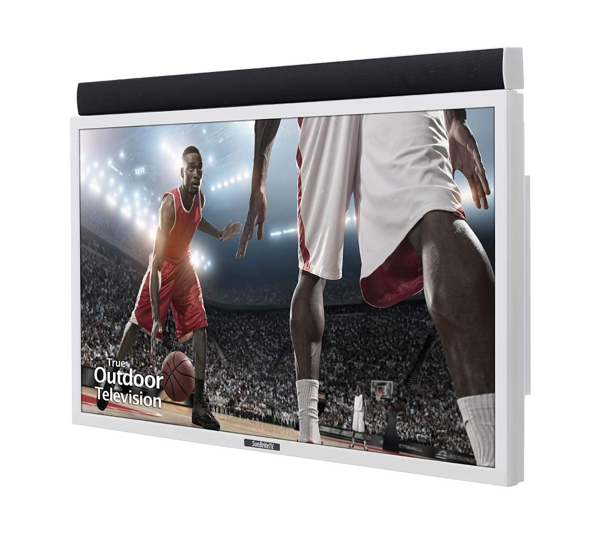 An image of SunBriteTV SB-4917HD-WH 49-Inch FHD LED Outdoor TV