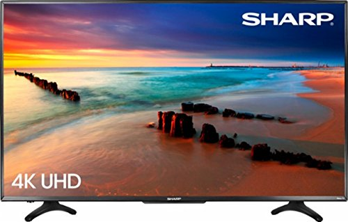 An image related to Sharp LC-50LBU591U 50-Inch HDR 4K LED 60Hz TV