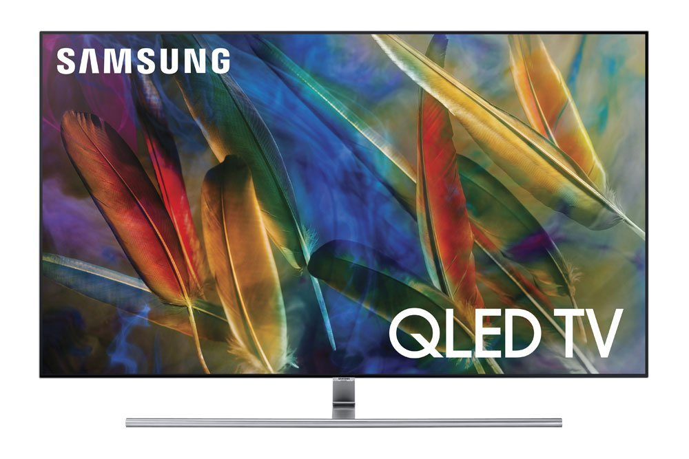 An image related to Samsung QN65Q7FAMFXZA 65-Inch HDR Curved 4K LED TV with Samsung Motion Rate 240