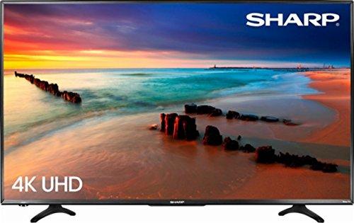 An image of Sharp LC-43LBU591U 43-Inch HDR 4K LED TV