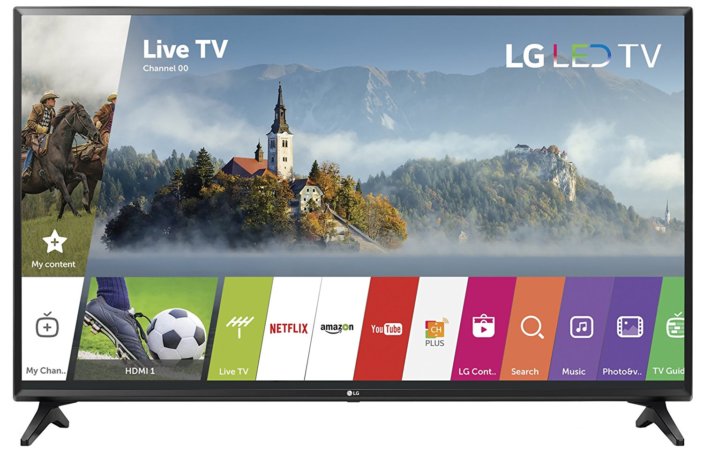 An image of LG 55LJ550M 55-Inch FHD LED TV