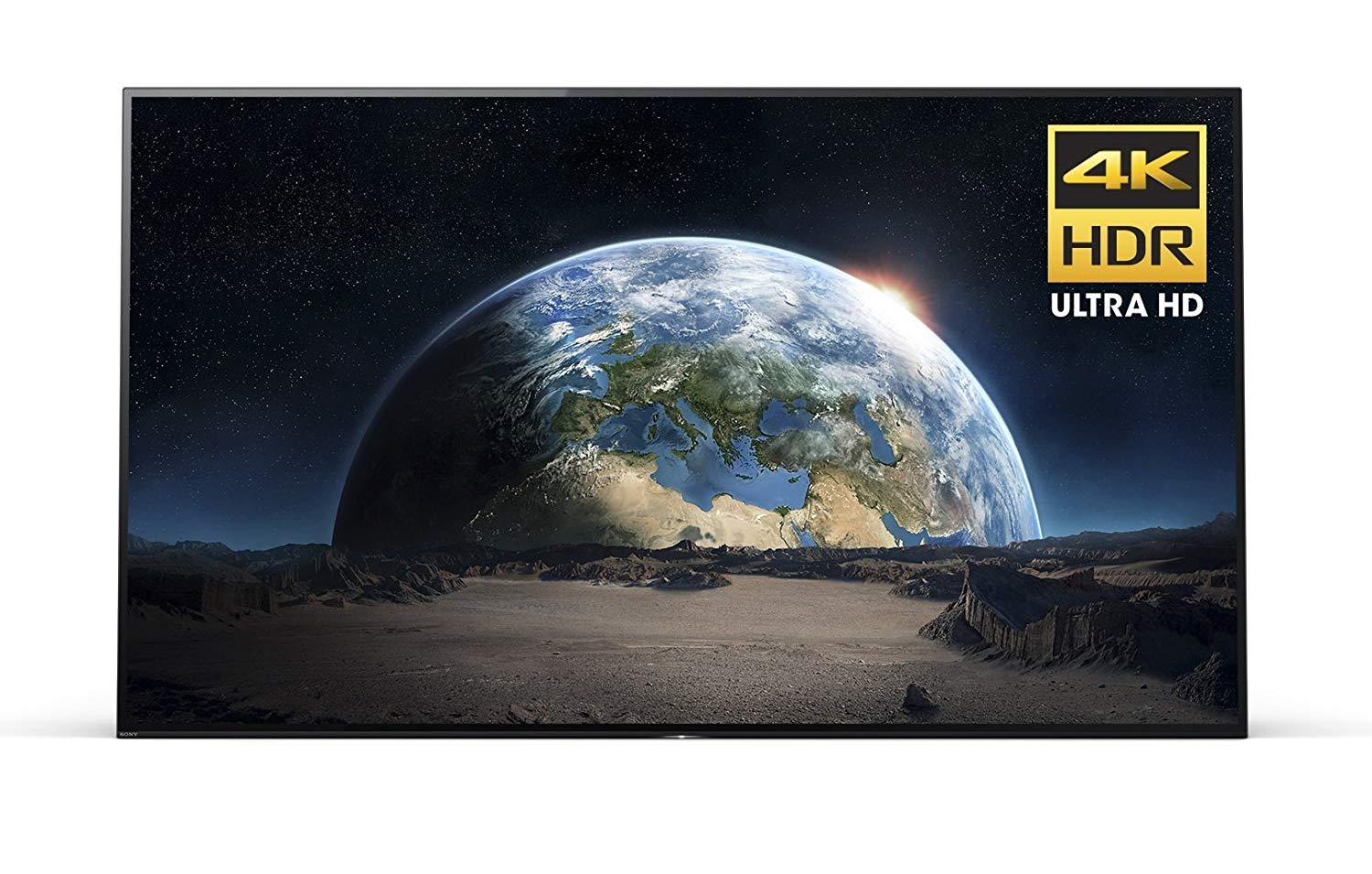 An image of Sony XBR55A1E 55-Inch HDR 4K OLED Smart TV with Sony Motionflow XR