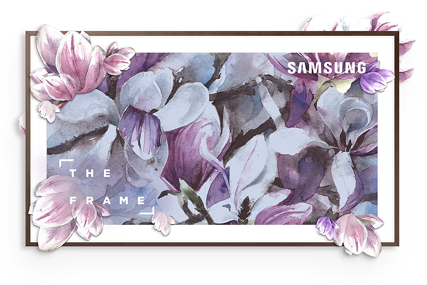 An image related to Samsung UN65LS003AFXZA 65-Inch HDR Flat Screen 4K LED 240Hz Smart TV with Samsung Motion Rate 240