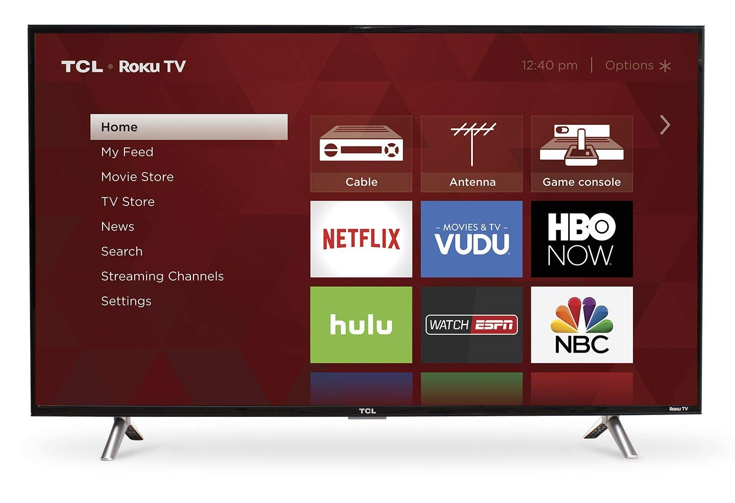 An image related to TCL 43S305 43-Inch FHD LED TV