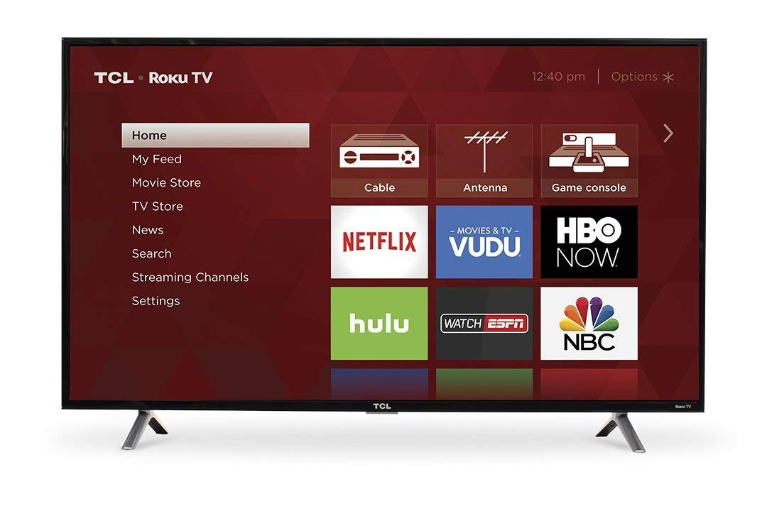 An image of TCL 49S305 49-Inch FHD LED TV
