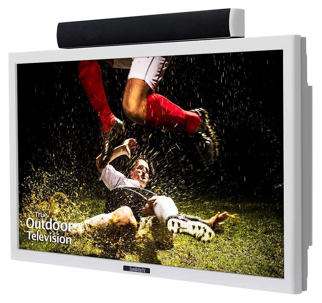 An image related to SunBriteTV SB-4217HD-WH 42-Inch FHD LED Outdoor TV