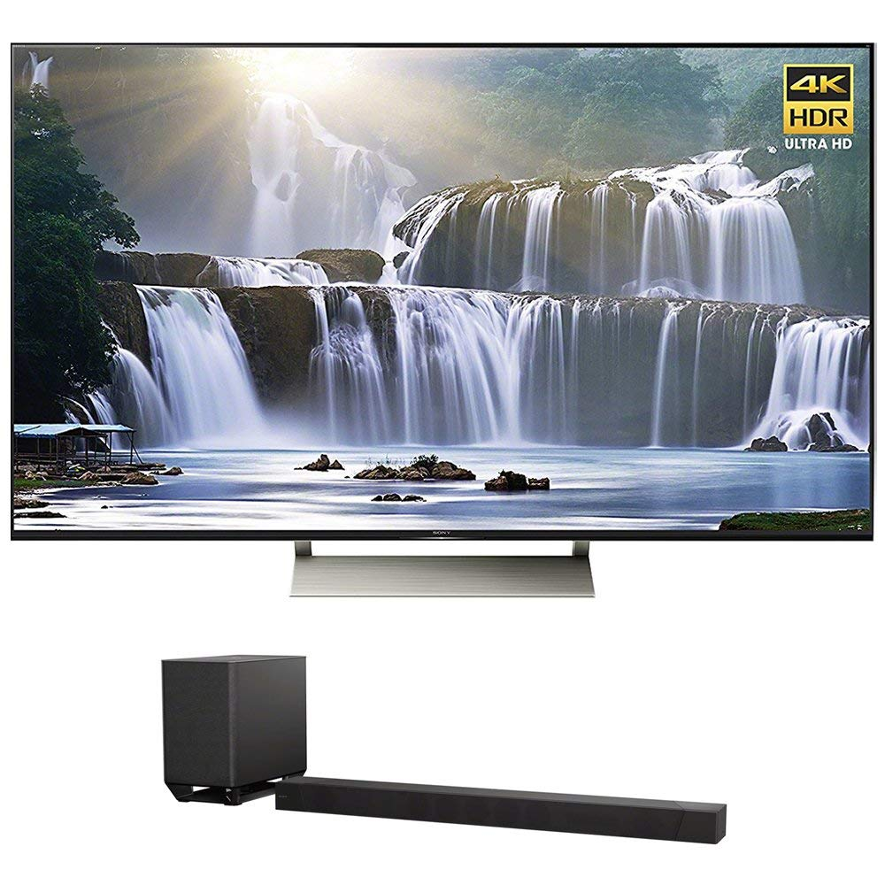 An image related to Sony XBR-65X930E 65-Inch HDR Flat Screen 4K LED 120Hz TV