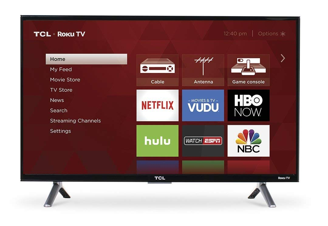 An image of TCL 28S305 28-Inch HD LED TV