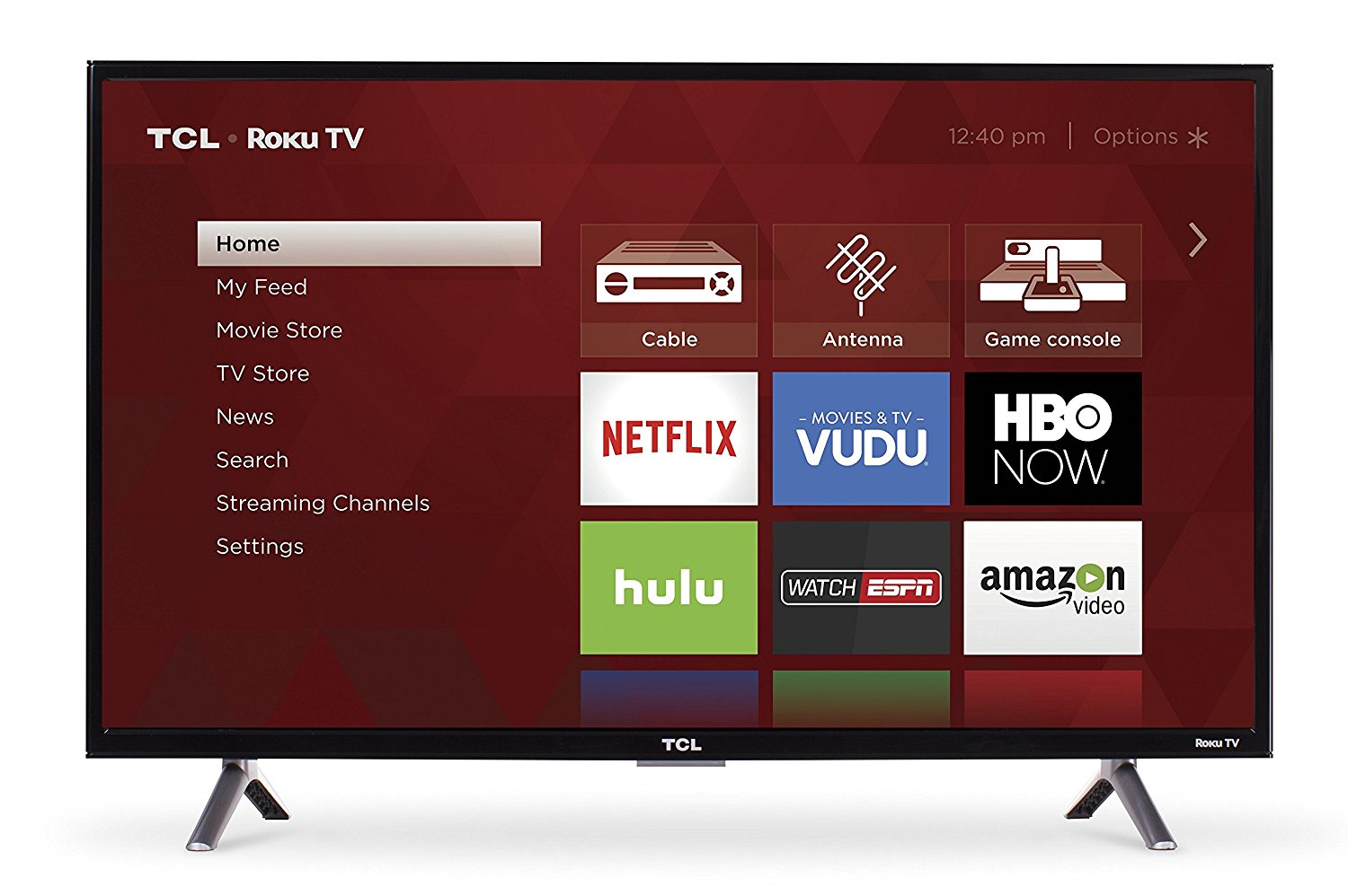 An image of TCL 32S305 32-Inch HD LED Smart TV
