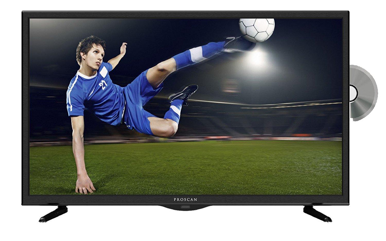 An image of Proscan PLDV321300 32-Inch HD LED TV
