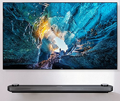 An image of LG OLED77W7P 77-Inch HDR Flat Screen 4K OLED 120Hz TV | Your TV Set