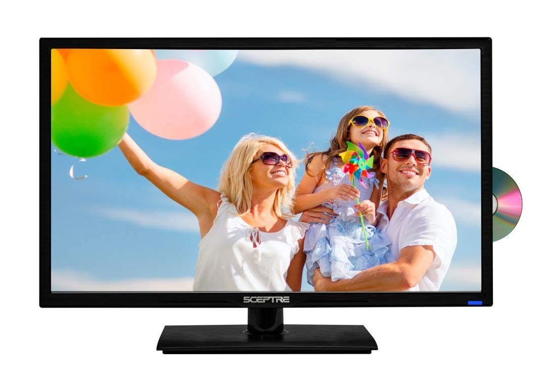 An image of Sceptre E246BD-F 24-Inch FHD LED TV