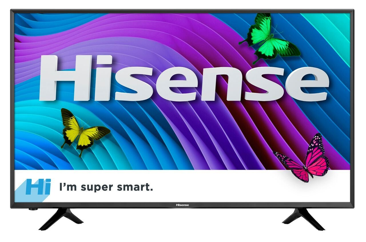 An image related to Hisense H6 55H6D 55-Inch HDR Flat Screen 4K LED TV with Motion Rate 120