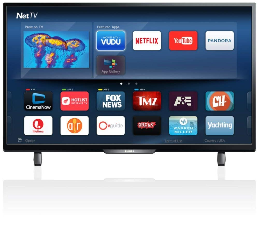 An image related to Philips 40PFL4901/F7 40-Inch FHD LED TV