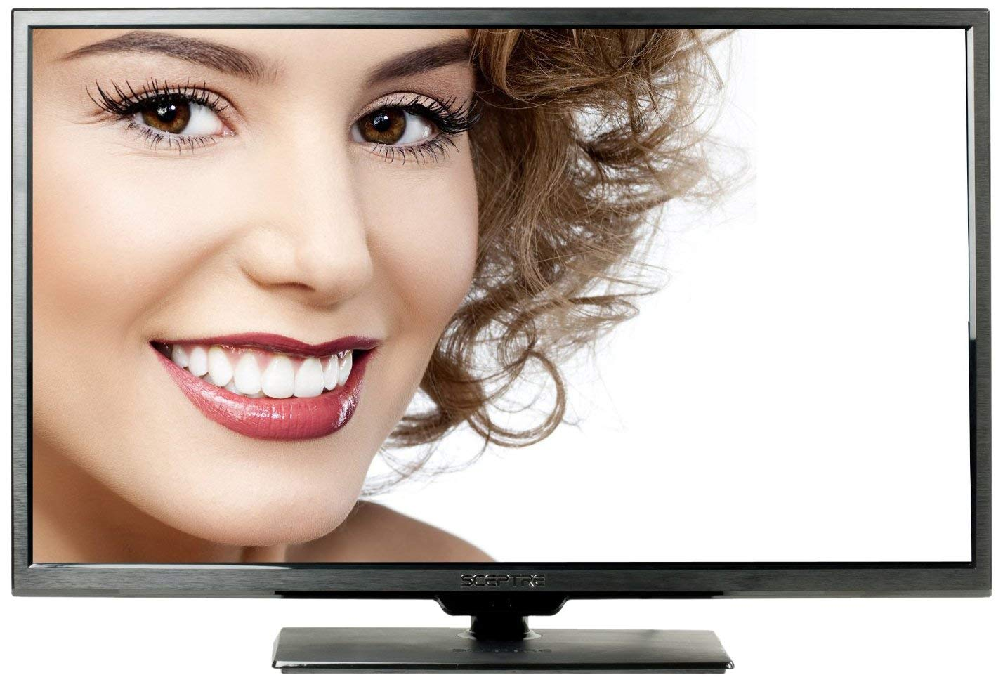 An image of Sceptre X409BV-F 39-Inch 3D FHD LED TV