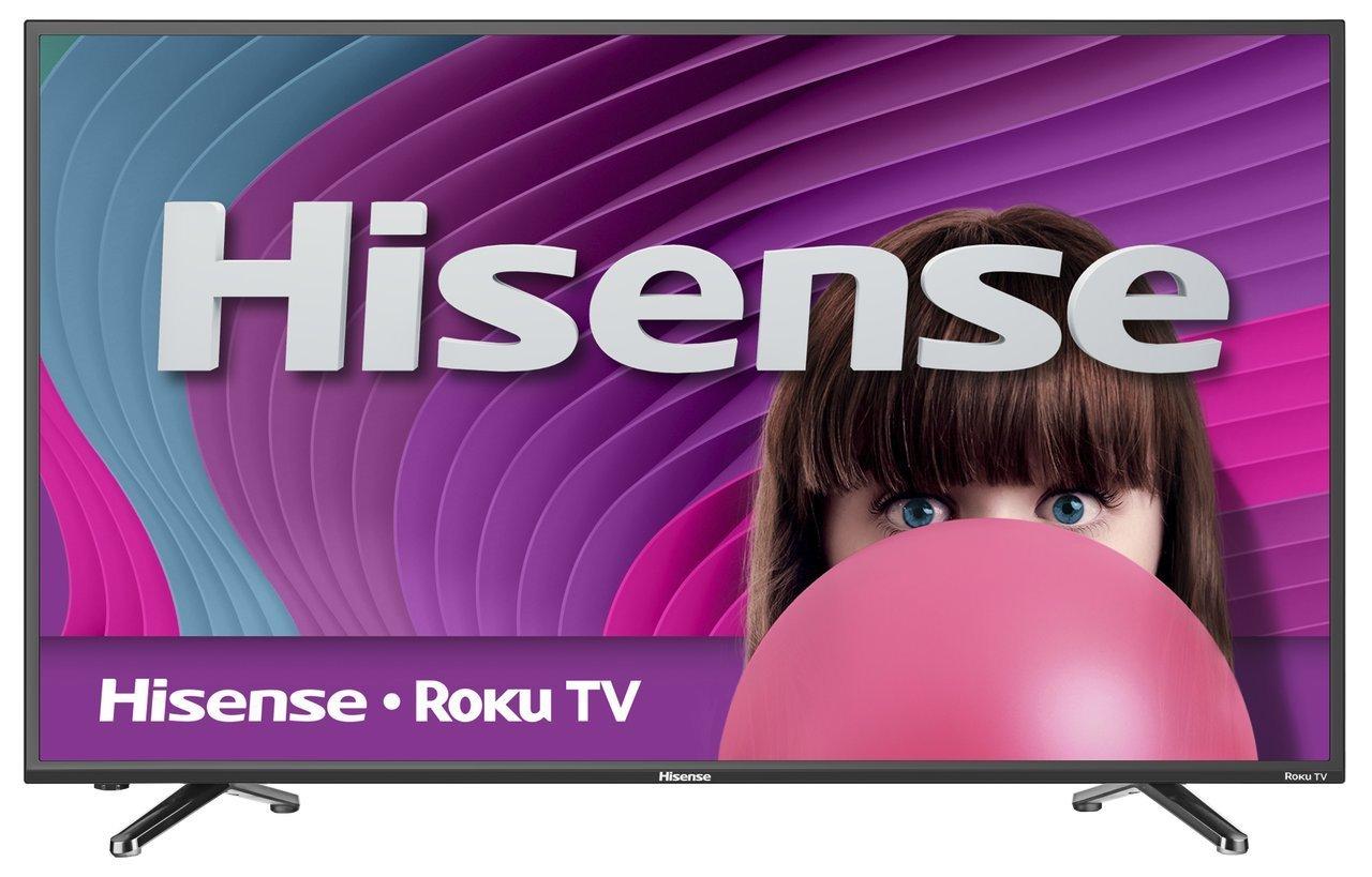 An image of Hisense 50H4D 50-Inch FHD LED Smart TV