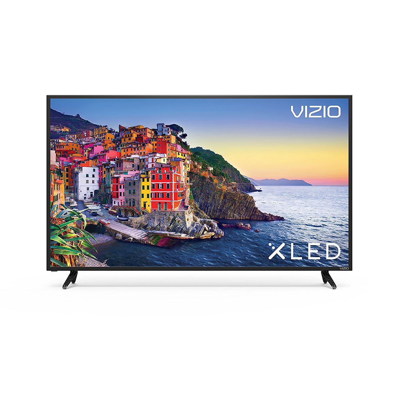 An image of VIZIO E-Series E80-E3 80-Inch HDR Flat Screen 4K LED 120Hz TV with VIZIO Clear Action 180
