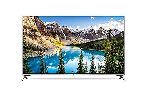An image of LG 75UJ657A 75-Inch HDR 4K LCD 60Hz TV with LG TruMotion 120
