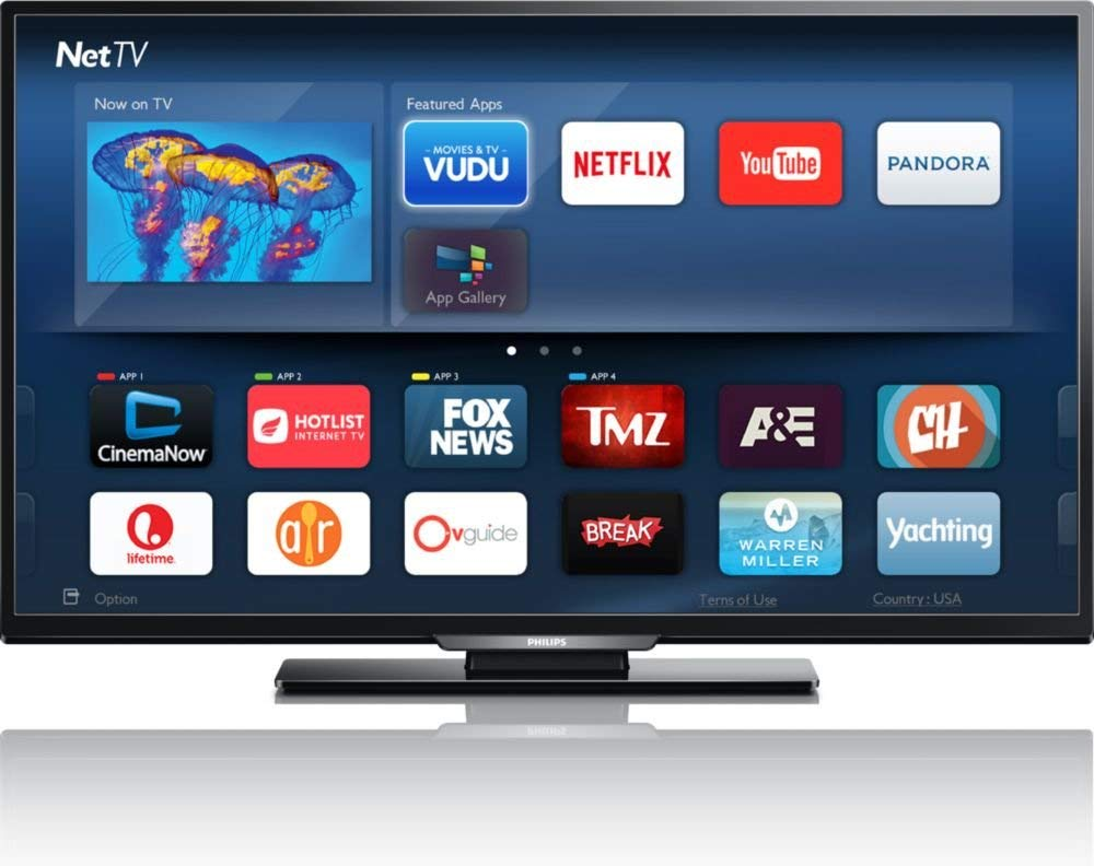 An image related to Philips 50PFL4901/F7 50-Inch 3D FHD LED TV