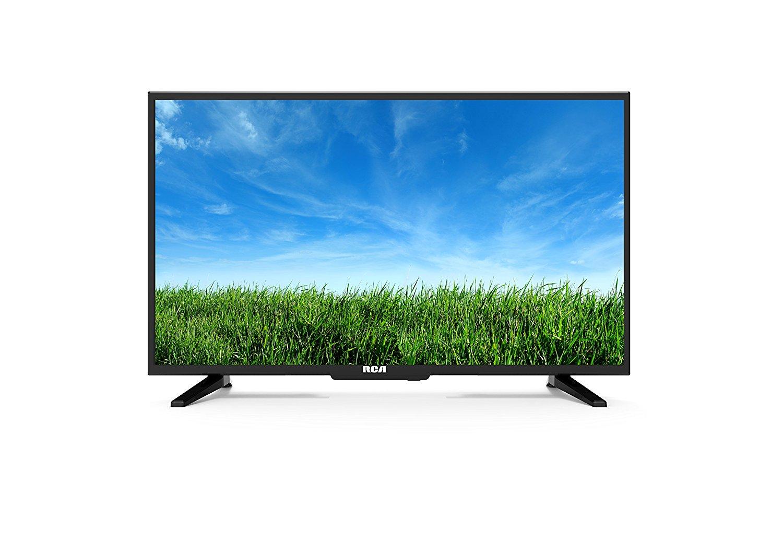 An image of RCA RLDEDV3289 32-Inch FHD LED TV