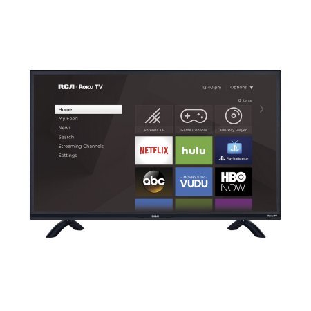 An image related to RCA RTRU5527-W 55-Inch HDR 4K LED 60Hz TV