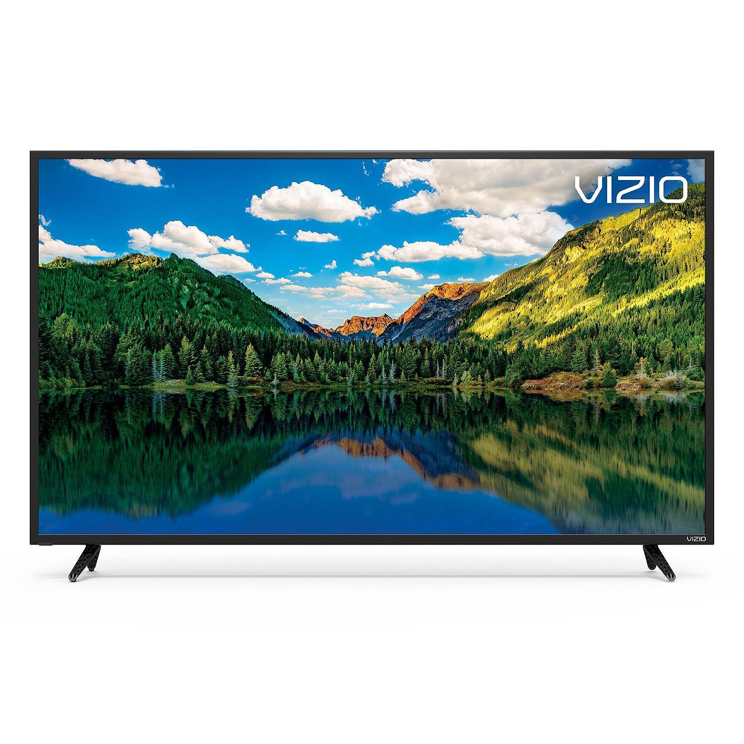 An image related to VIZIO D55un-E1 55-Inch Flat Screen 4K LED 60Hz TV