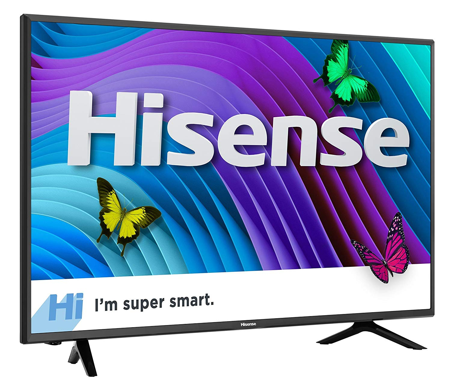 An image of Hisense H6 50H6D 50-Inch HDR 4K LED Smart TV with Motion Rate 120